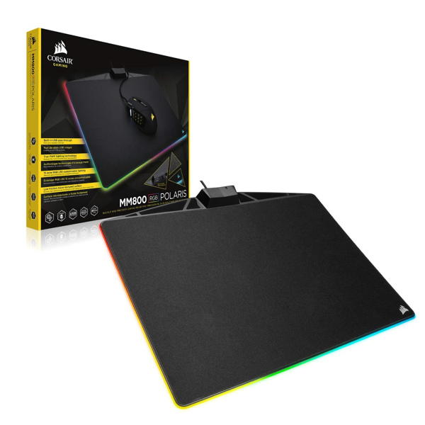 Alfombrilla Gaming Corsair MM800 RGB
